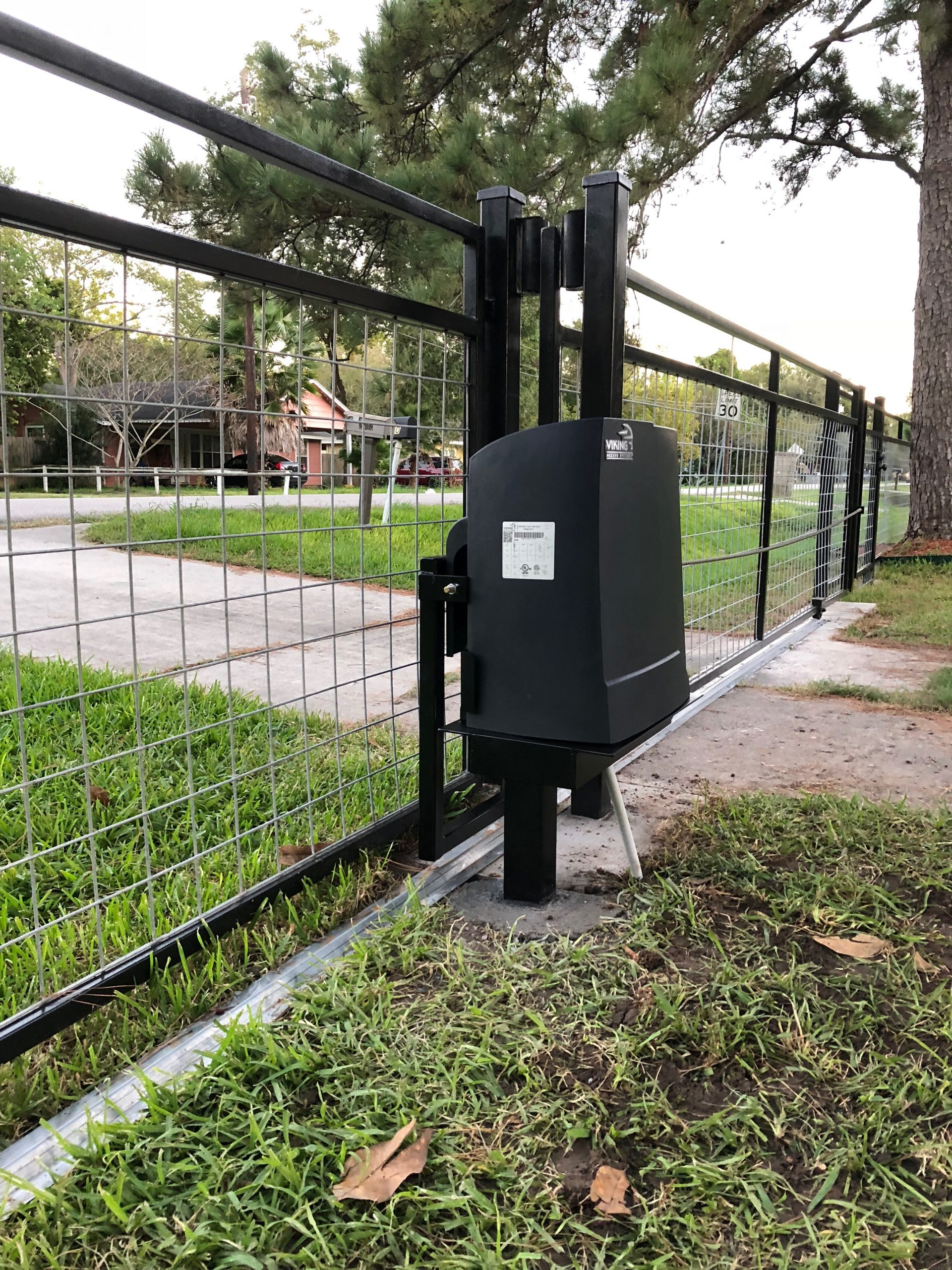 Sliding Gates in Houston